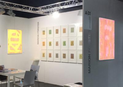 Art Salzburg Contemporary 2017 | Lichtobjekte | Marion Förster