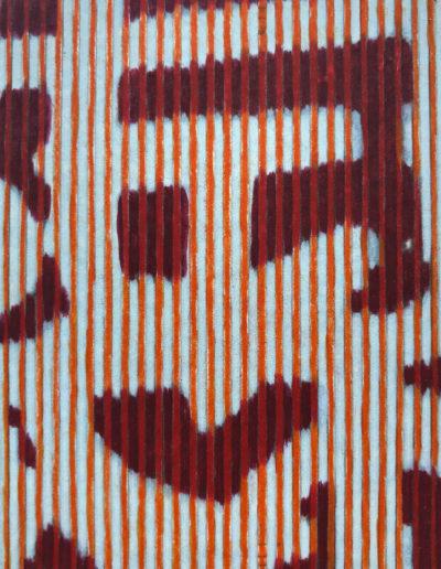 visaturé 43 | 9 x 7 cm | 2018 Marion Förster